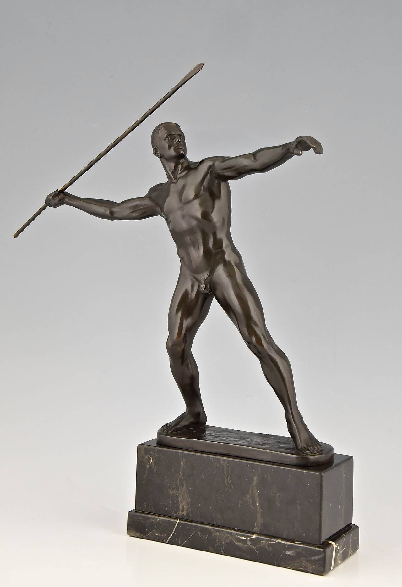 Sculpture Male Nude 81