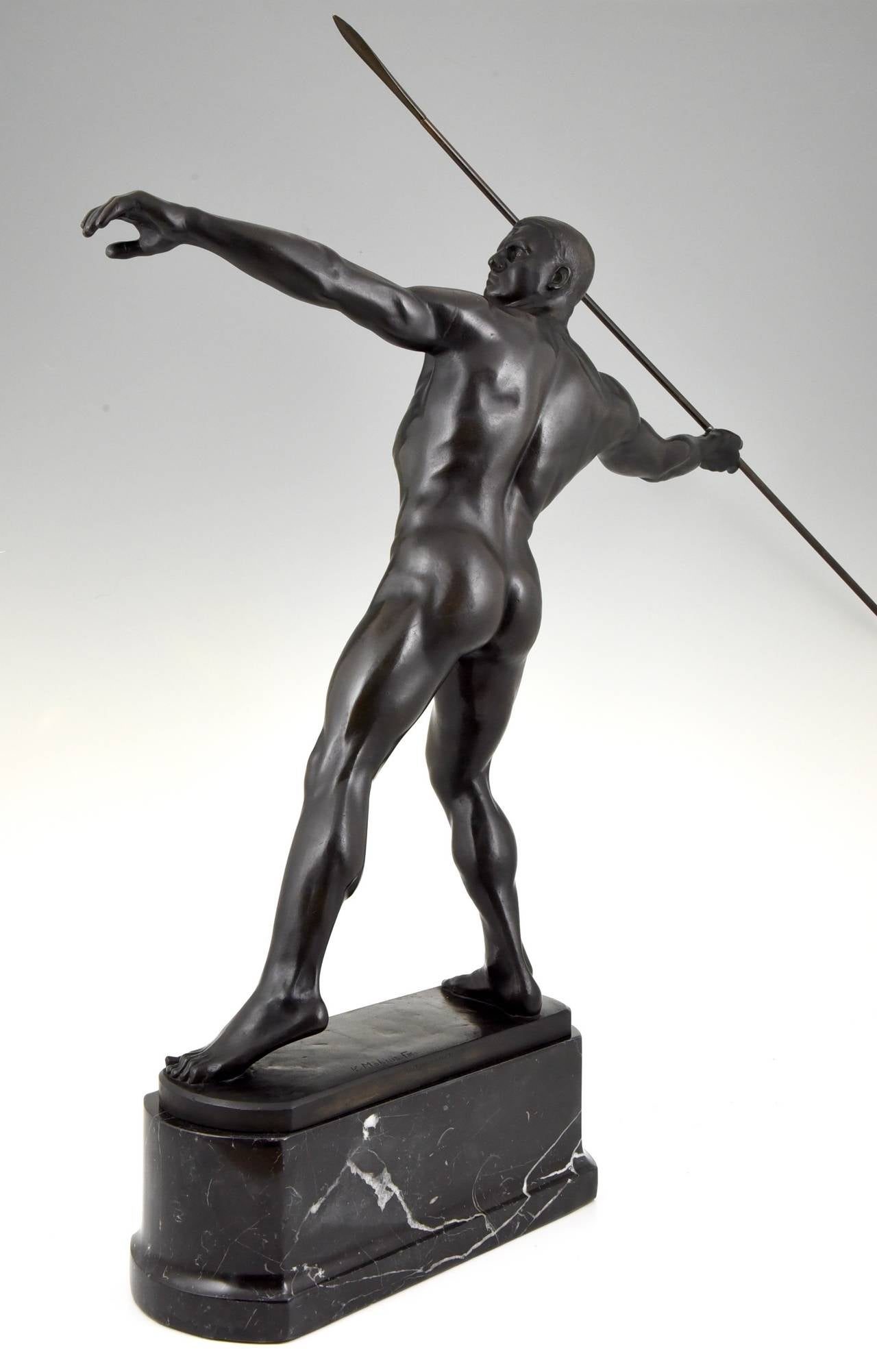 Sculpture Male Nude 4