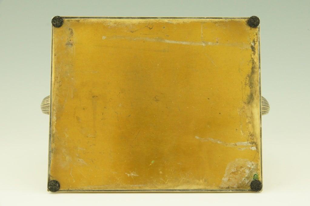 Art Nouveau jewelry box by WMF 6