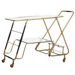 Bar Cart by Cesare Lacca