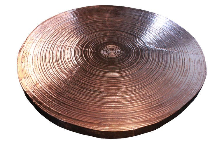 Bronze Coffee Table by Ado Chale 4