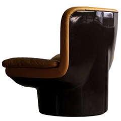 Comfort Lounge Chair by Titina Ammannati en Giampiero Vitelli