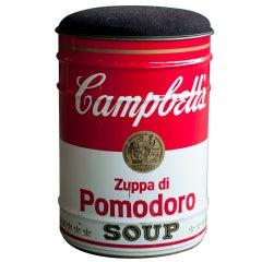 "Studio Simon ""Omaggio A: Warhol"" Stool, Designed 1973"