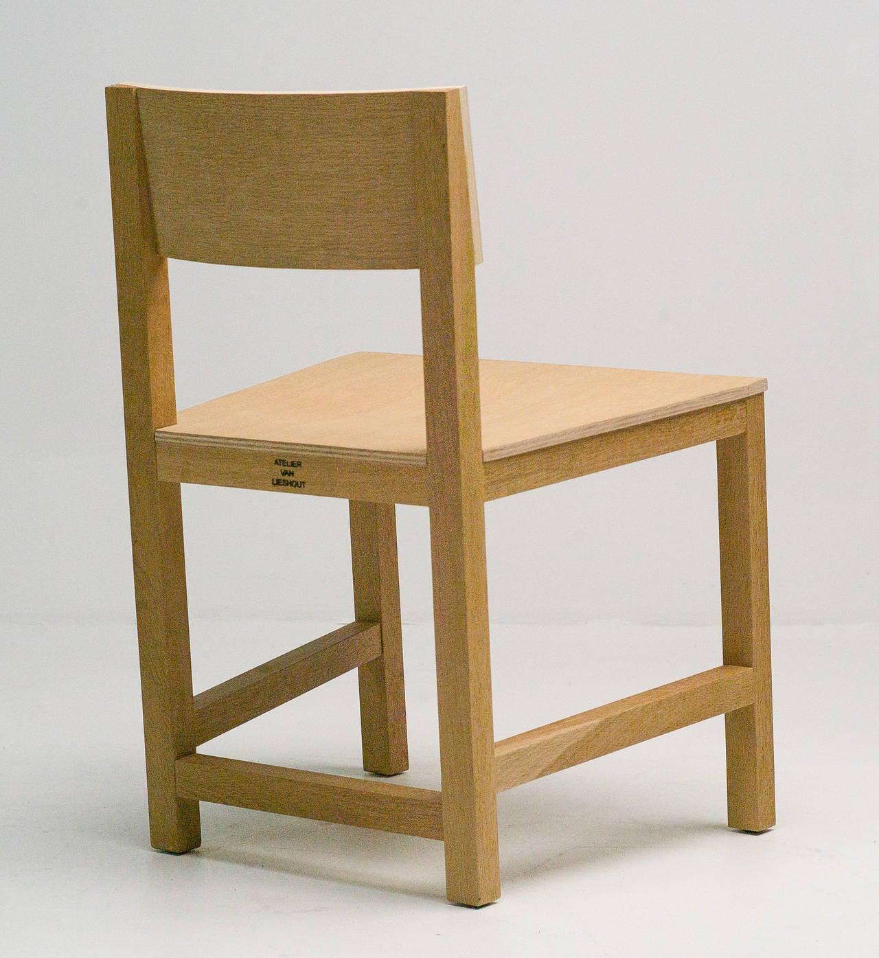 Avl Shaker Chair By Joep Van Lieshout For Sale At 1stdibs # Muebles Van Beuren