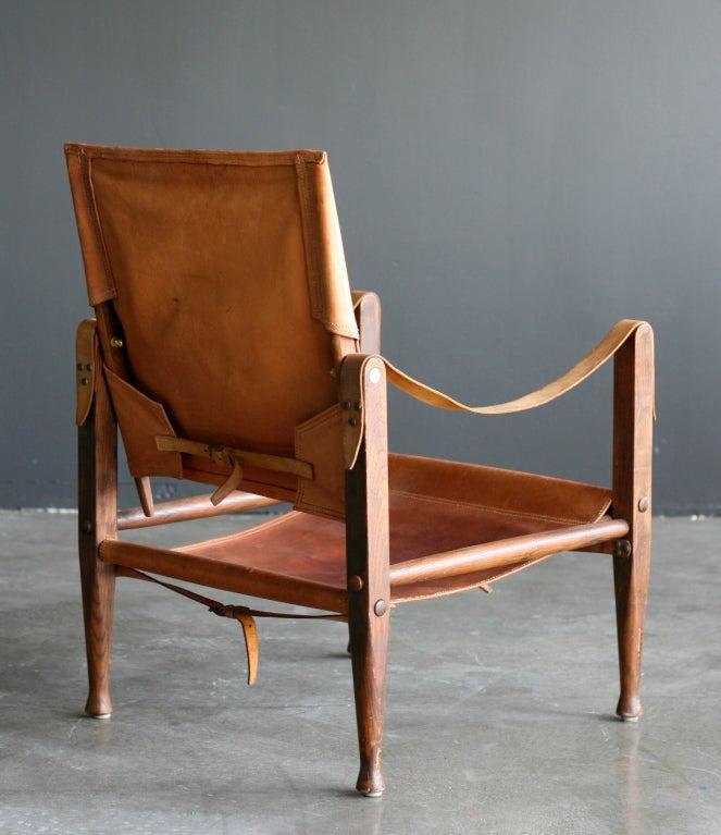Kaare Klint Safari Chair 3
