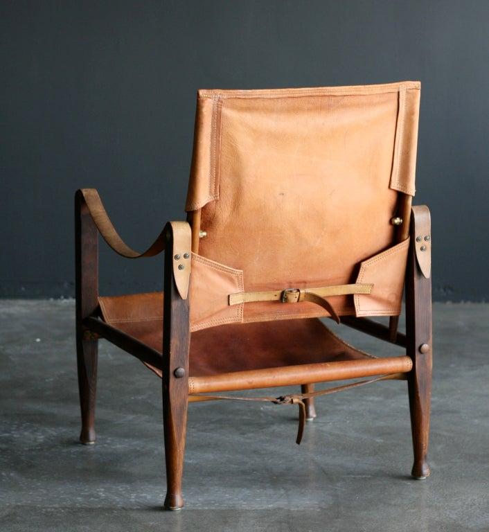 Kaare Klint Safari Chair 5
