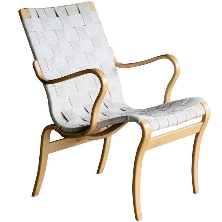 Quot Eva Quot Chair By Bruno Mathsson At 1stdibs