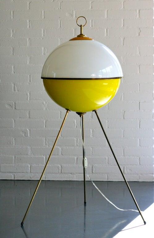 Italian Floorlamp by Gio ponti for Arredoluce