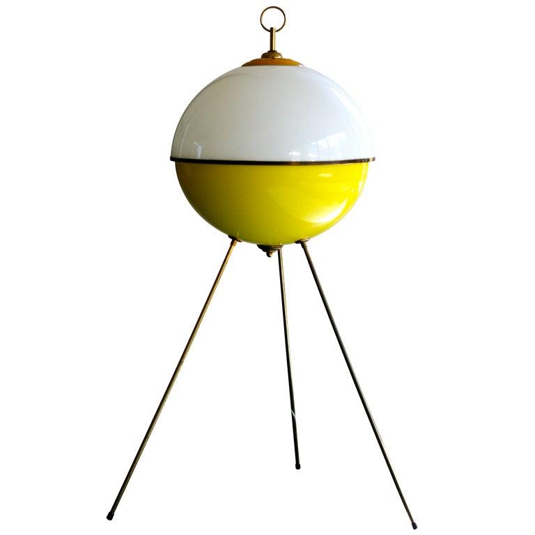 Floorlamp by Gio ponti for Arredoluce