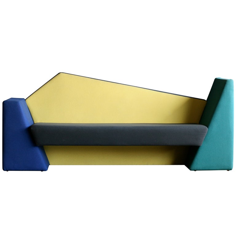 Verner Panton Pantheon Sofa For Sale