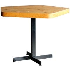 "Charlotte Perriand table designed for ""Les Arcs"" ski resort"