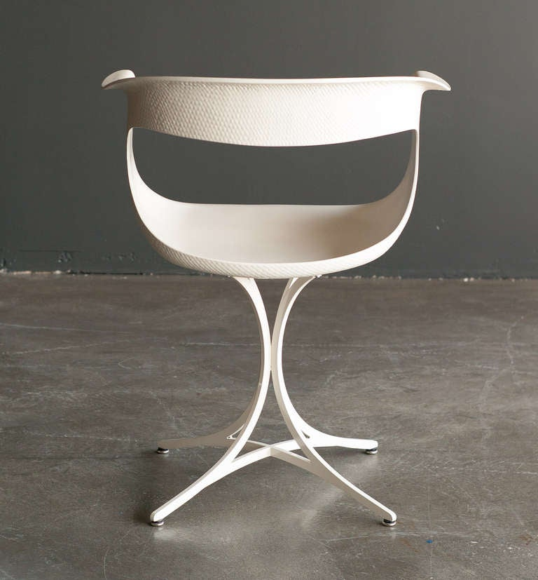 Lotus Chair Designed In 1958 By Erwine And Estelle Laverne