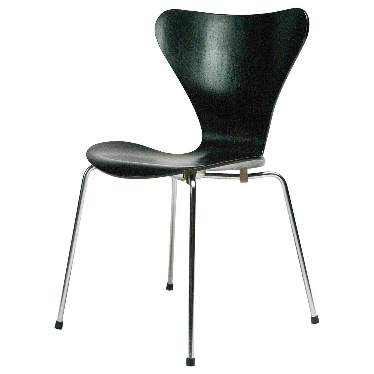 Arne jacobsen drop chair - Early Seven Series Chairs Arne Jacobsen For Fritz Hansen 1