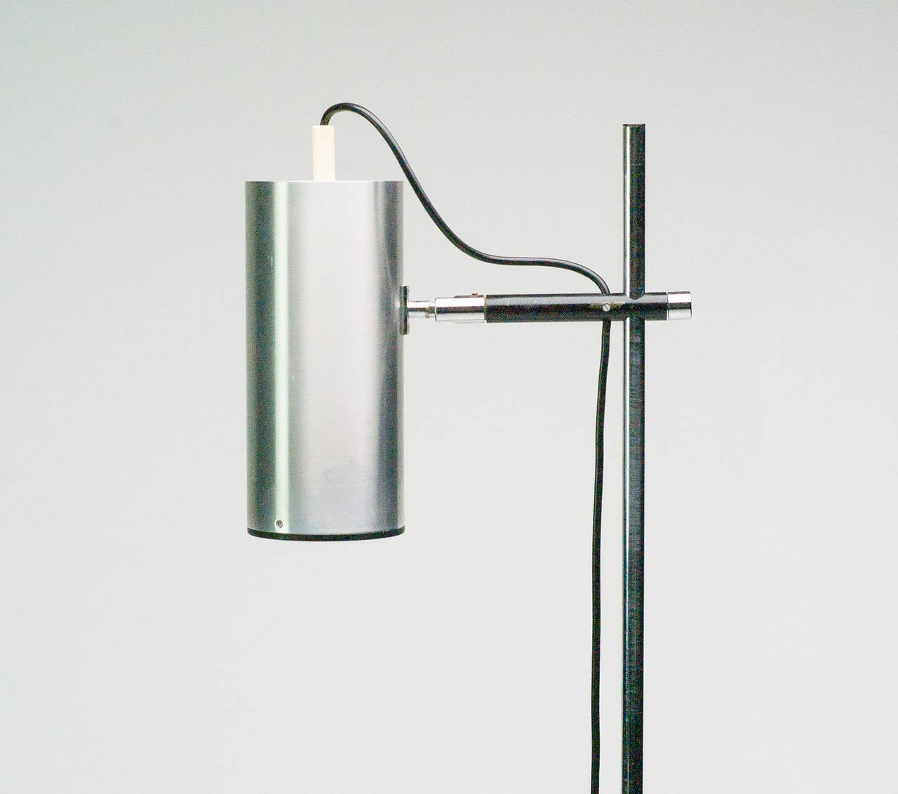 this maria pergay stainless steel floor lamp is no longer available. Black Bedroom Furniture Sets. Home Design Ideas
