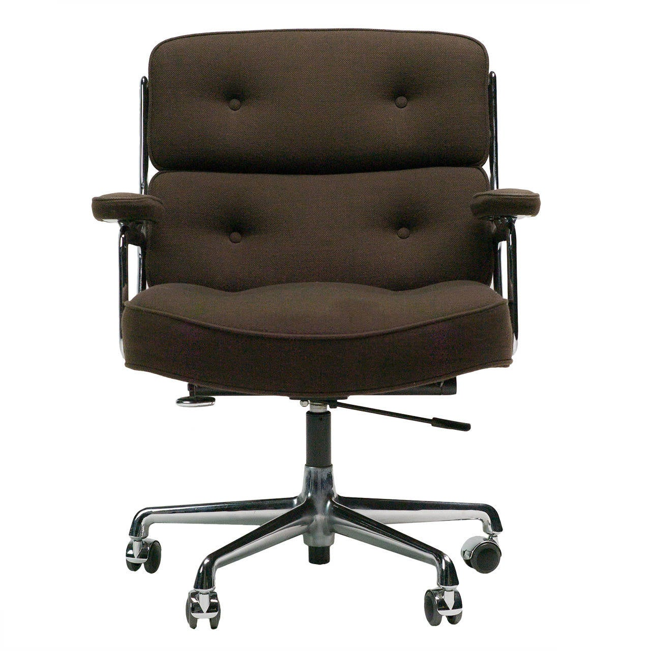 charles eames vitra es 104 lobby chair at 1stdibs. Black Bedroom Furniture Sets. Home Design Ideas