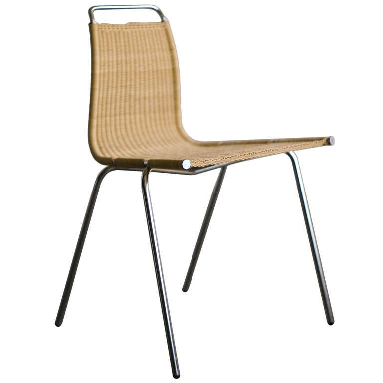 Poul Kjaerholm Pk1 Chair Pp Mobler At 1stdibs