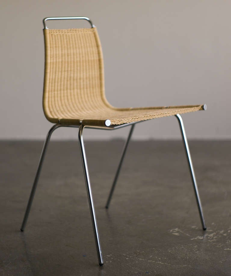 Poul Kjaerholm PK1 Chair, PP Mobler 2