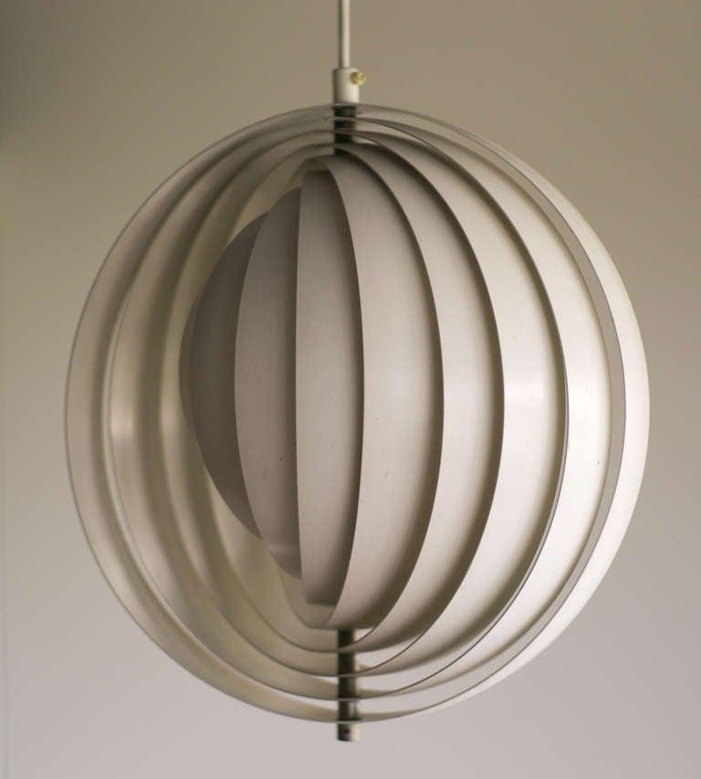 original moon l designed by verner panton in 1960 at 1stdibs
