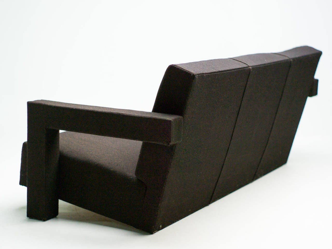 utrecht sofa by gerrit rietveld for metz and co for sale at 1stdibs. Black Bedroom Furniture Sets. Home Design Ideas