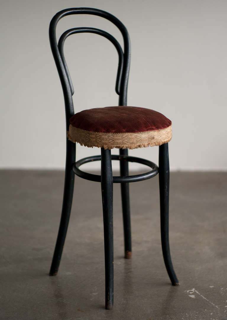 Early 20th Century Thonet No 14 Rare Children 39 S Chair At 1stdibs