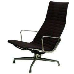 Charles Eames EA124 Lounge Chair by Herman Miller