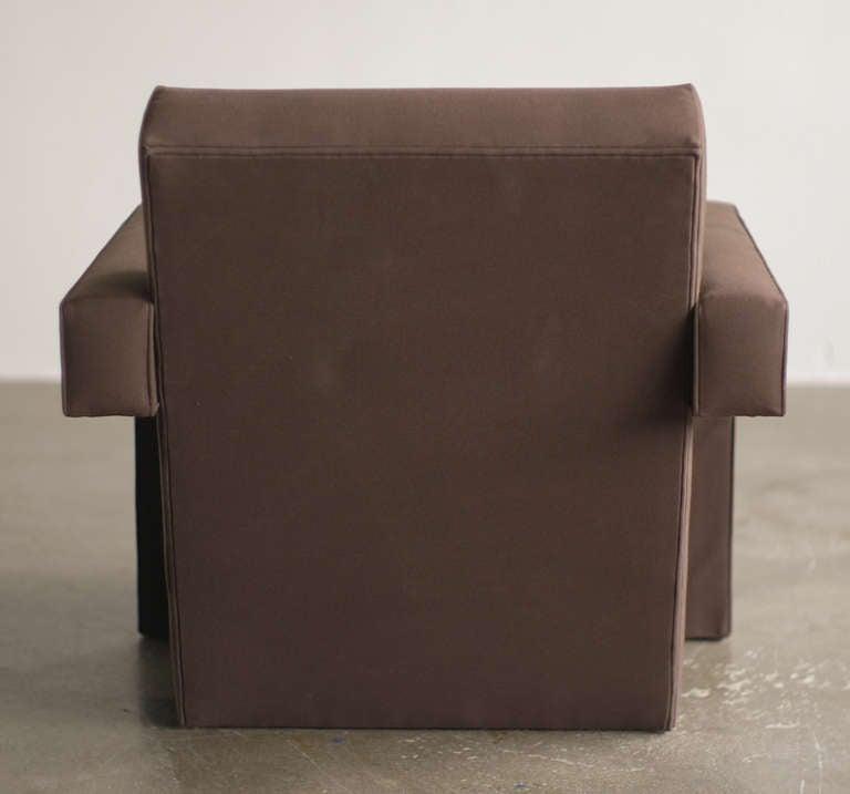1960s Gerrit Rietveld Utrecht Chair In Excellent Condition For Sale In Dronten, NL
