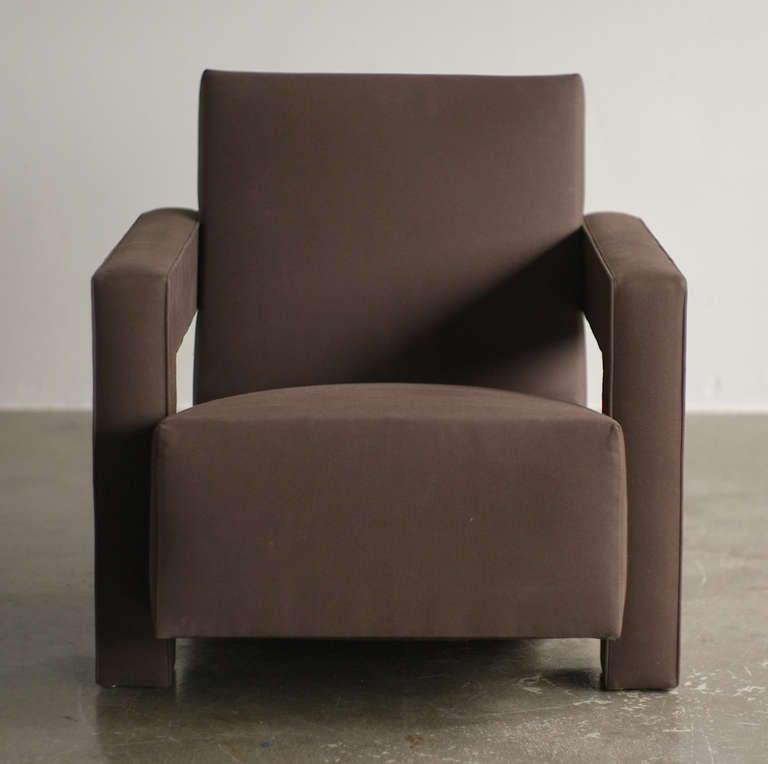 Dutch 1960s Gerrit Rietveld Utrecht Chair For Sale