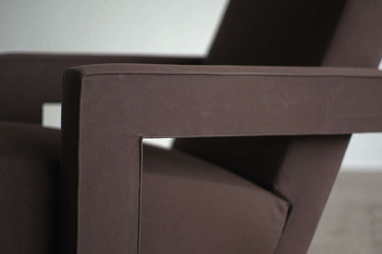 1960s Gerrit Rietveld Utrecht Chair For Sale 1