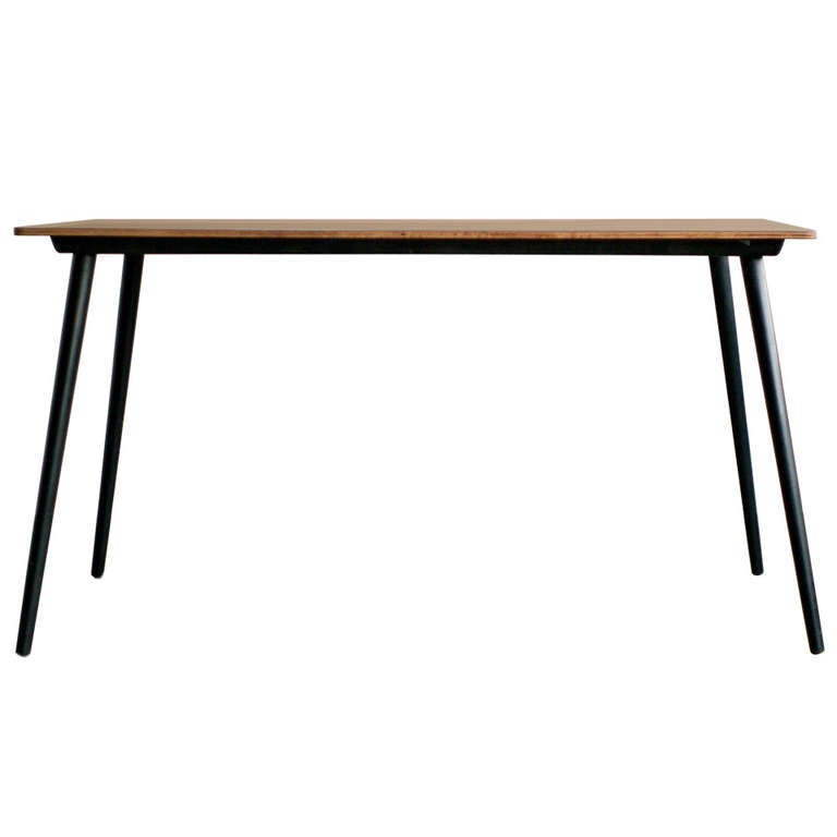 Charles And Ray Eames For Herman Miller DTW10 Dining Table At 1stdibs