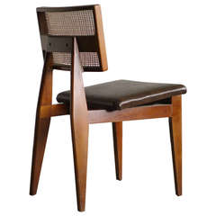 George Nelson Original Cane-Back Side Chair