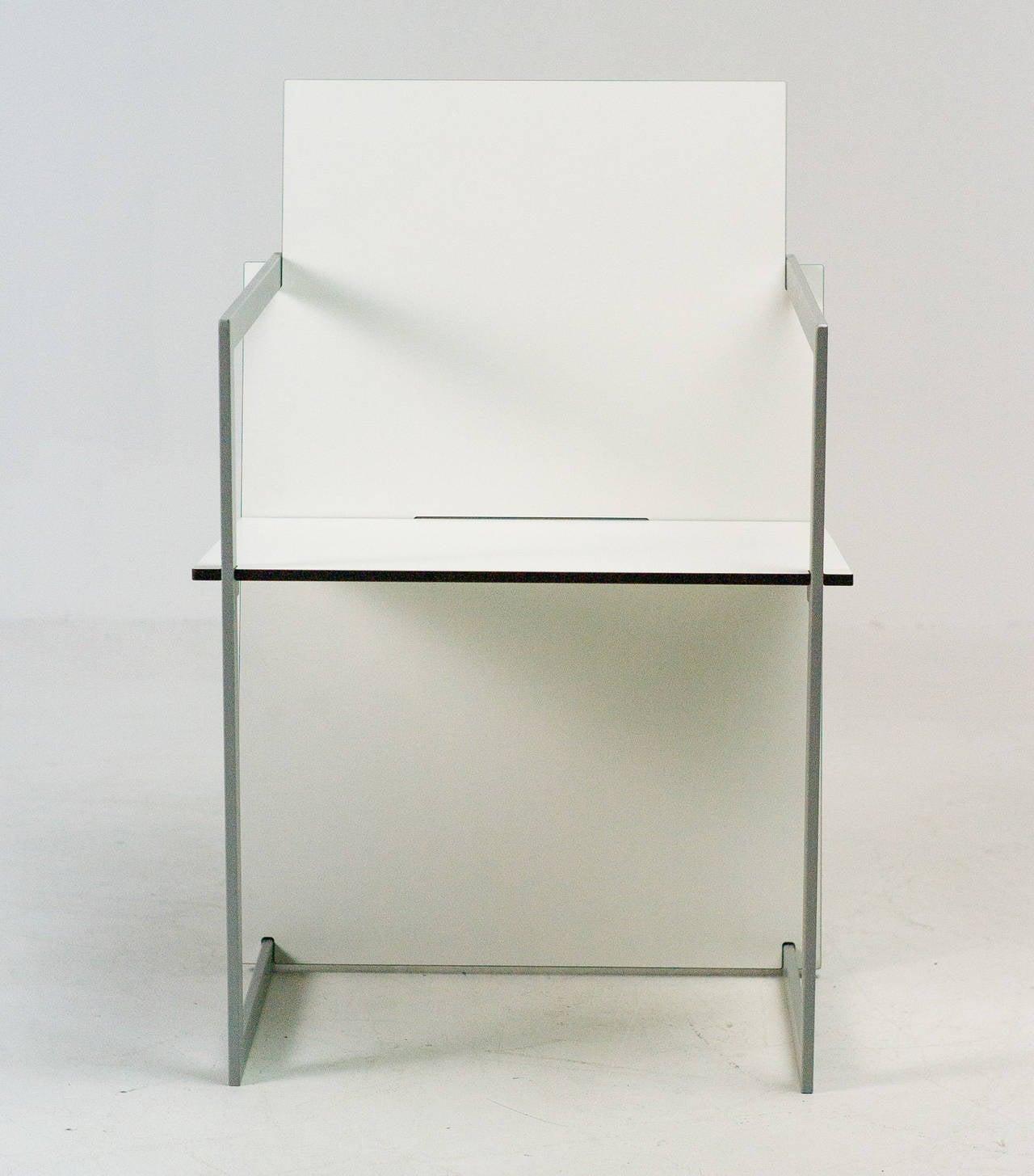 Dutch design spectro chairs by lourens fischer at 1stdibs for Dutch design chair karton