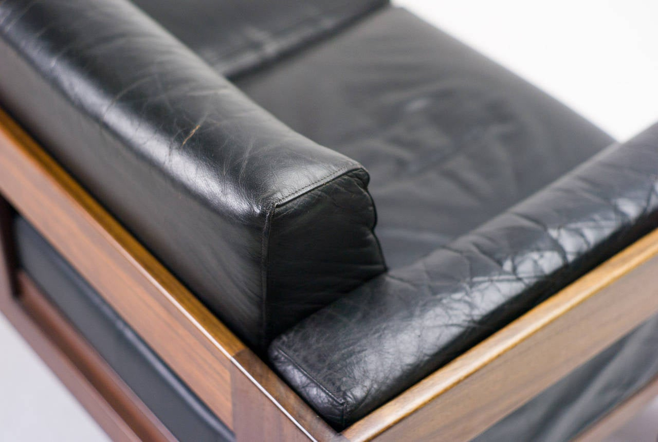 bastiano sofa by tobia scarpa for sale at 1stdibs. Black Bedroom Furniture Sets. Home Design Ideas