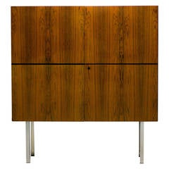 Pierre Guariche rosewood credenza