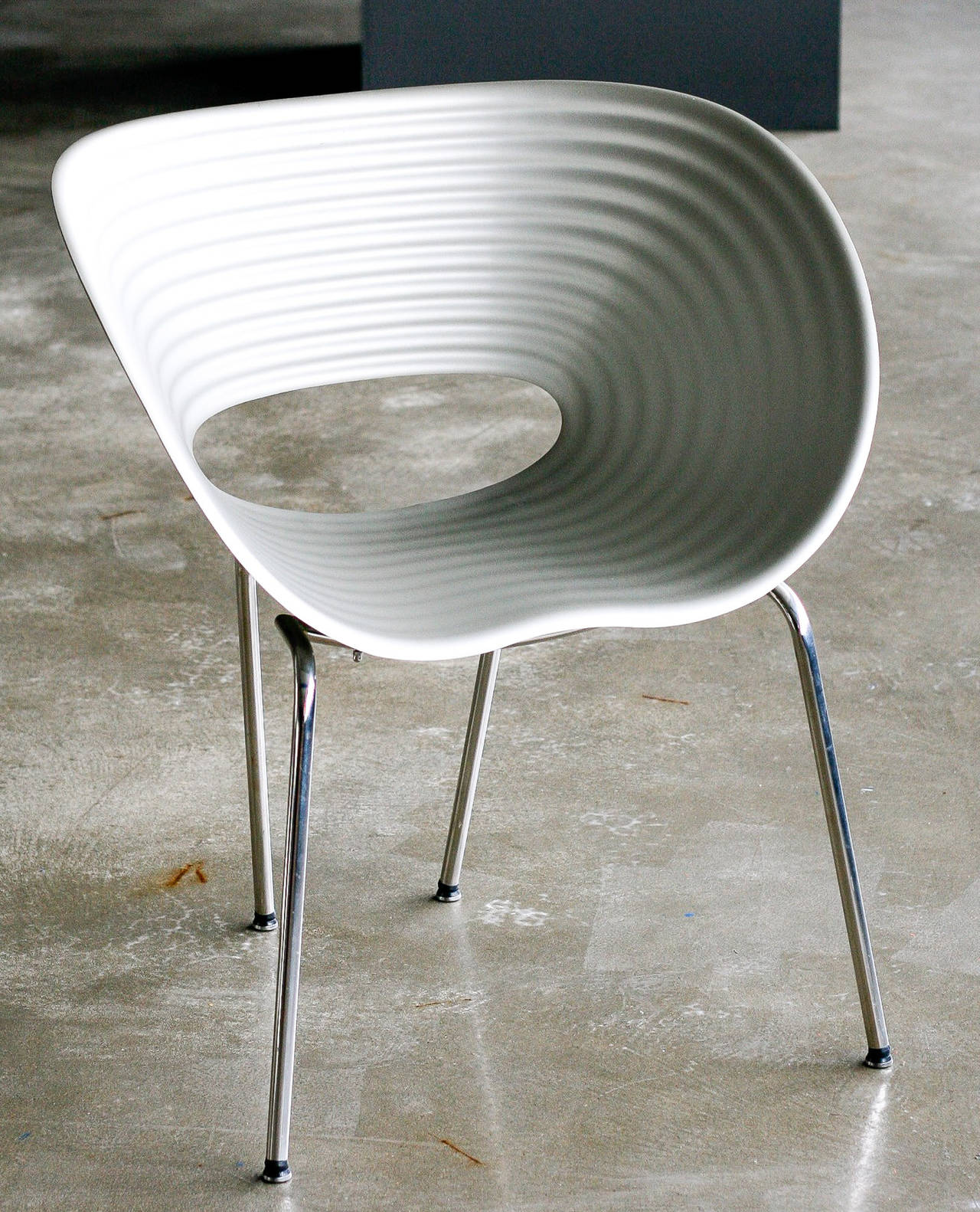 Rare Aluminum Tom Vac Chair Designed by Ron Arad For Sale at 1stdibs