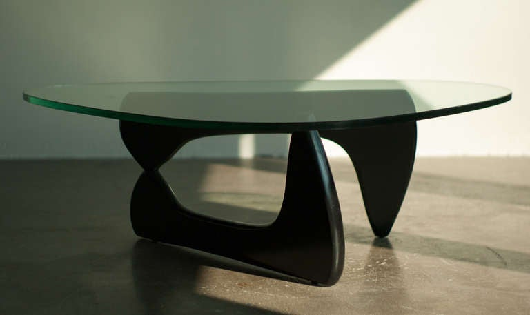 In 50 Coffee Table Designed By Isamu Noguchi For Herman