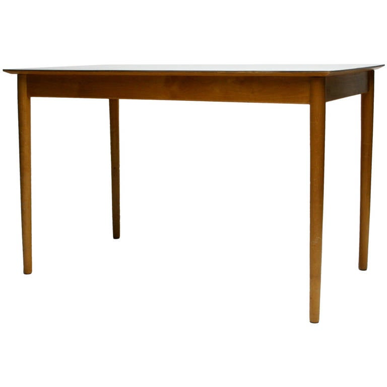 1950s kitchen table ash with formica top at 1stdibs for Table formica