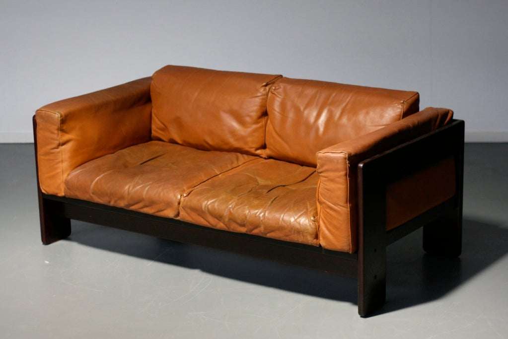 bastiano sofa by tobia scarpa at 1stdibs. Black Bedroom Furniture Sets. Home Design Ideas