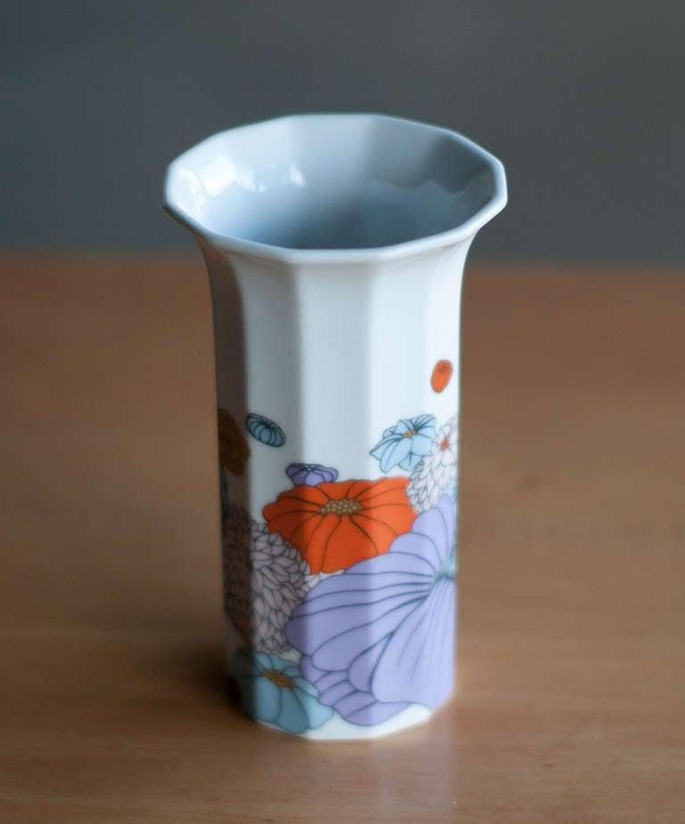 rosenthal studio linie vase tapio wirkkala at 1stdibs. Black Bedroom Furniture Sets. Home Design Ideas