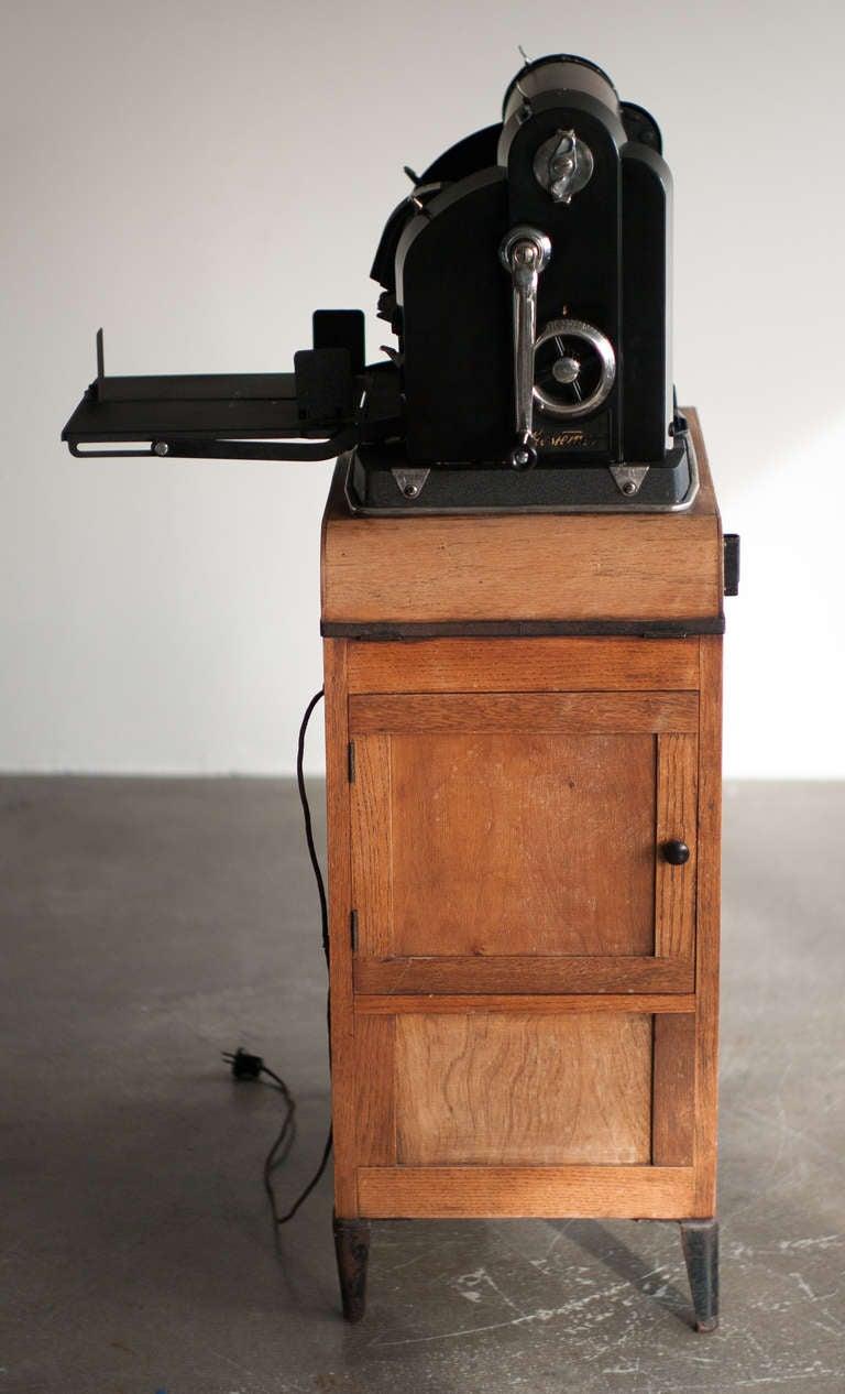 Raymond Loewy Duplicator for Gestetner UK 1929 For Sale