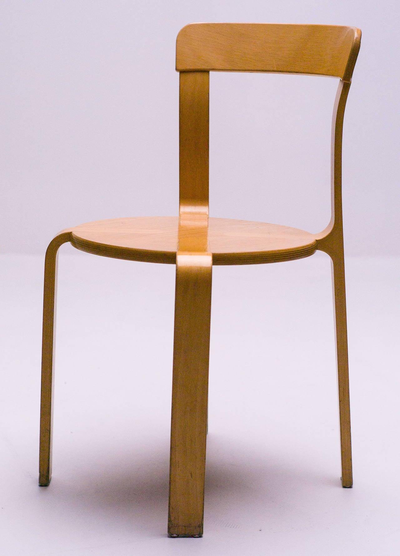 Rey Chair by Bruno Rey Swiss 1971 at 1stdibs