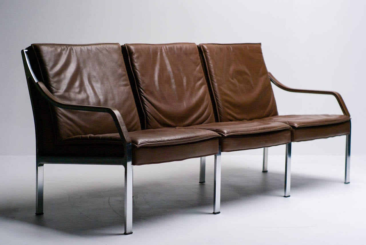 Three seater sofa walter by knoll germany at 1stdibs for Urban sofa deutschland