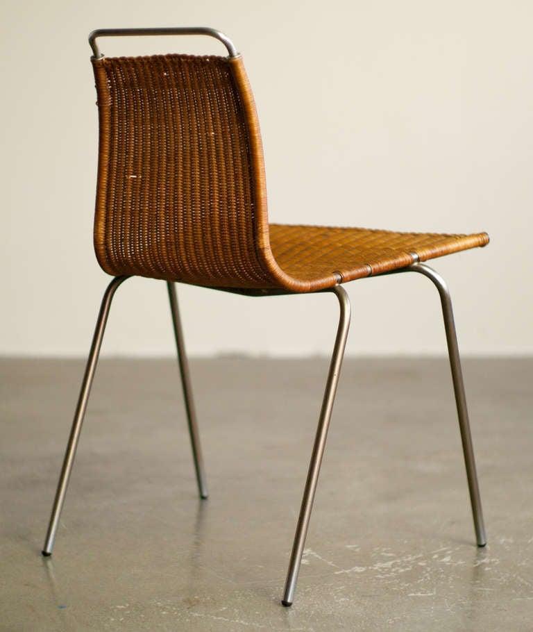 Poul Kjaerholm Pk1 Chair At 1stdibs