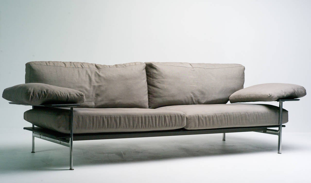 Quot Diesis Quot Sofa By Antonio Citterio For B Amp B Italia At 1stdibs