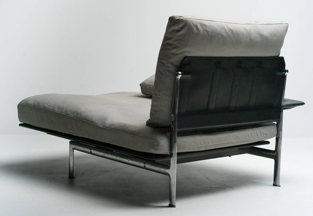 diesis chaise longue by antonio citterio for b b italia at 1stdibs. Black Bedroom Furniture Sets. Home Design Ideas