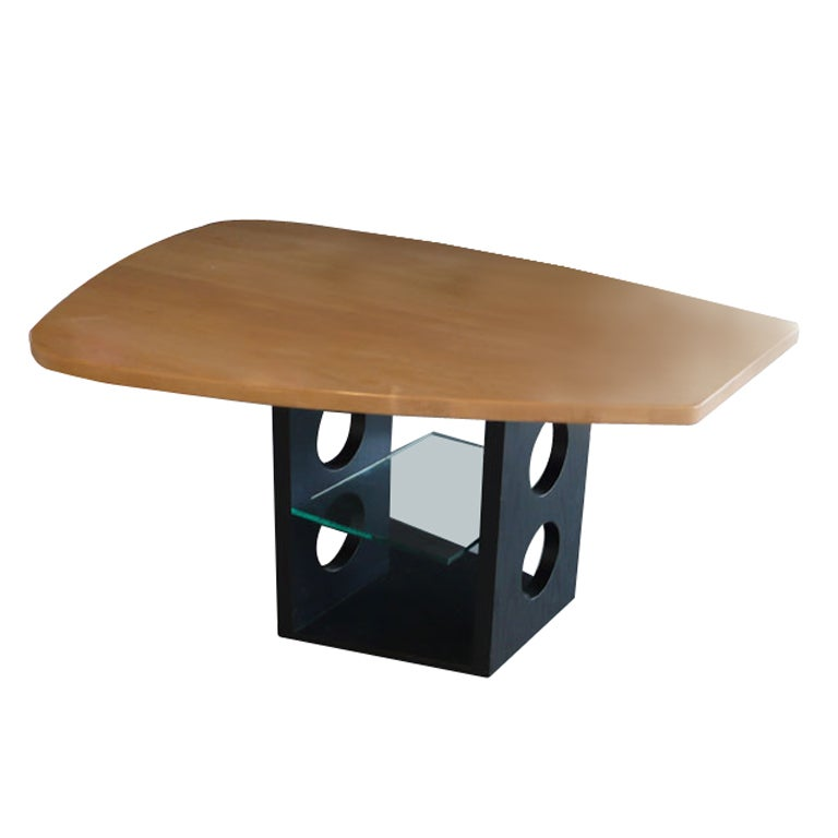 Ateliers jean prouv writing table for tecta at 1stdibs - Table basse jean prouve ...