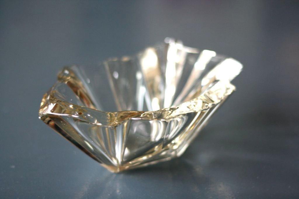 """Tapio Wirkkala's """"Jaansaro"""" or """"Iceblock"""" bowl # 3847 by Iittala 6"""