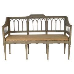 18th Century Scandinavian - Swedish Sofa Bench