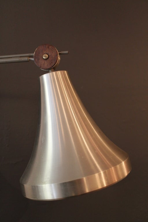 Wall Lamps Philips : Wall lamp by Philips at 1stdibs