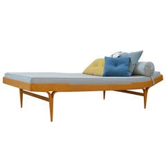 'Berlin,' Model T303 Daybed by Bruno Mathsson, Karl Mathsson, 1961