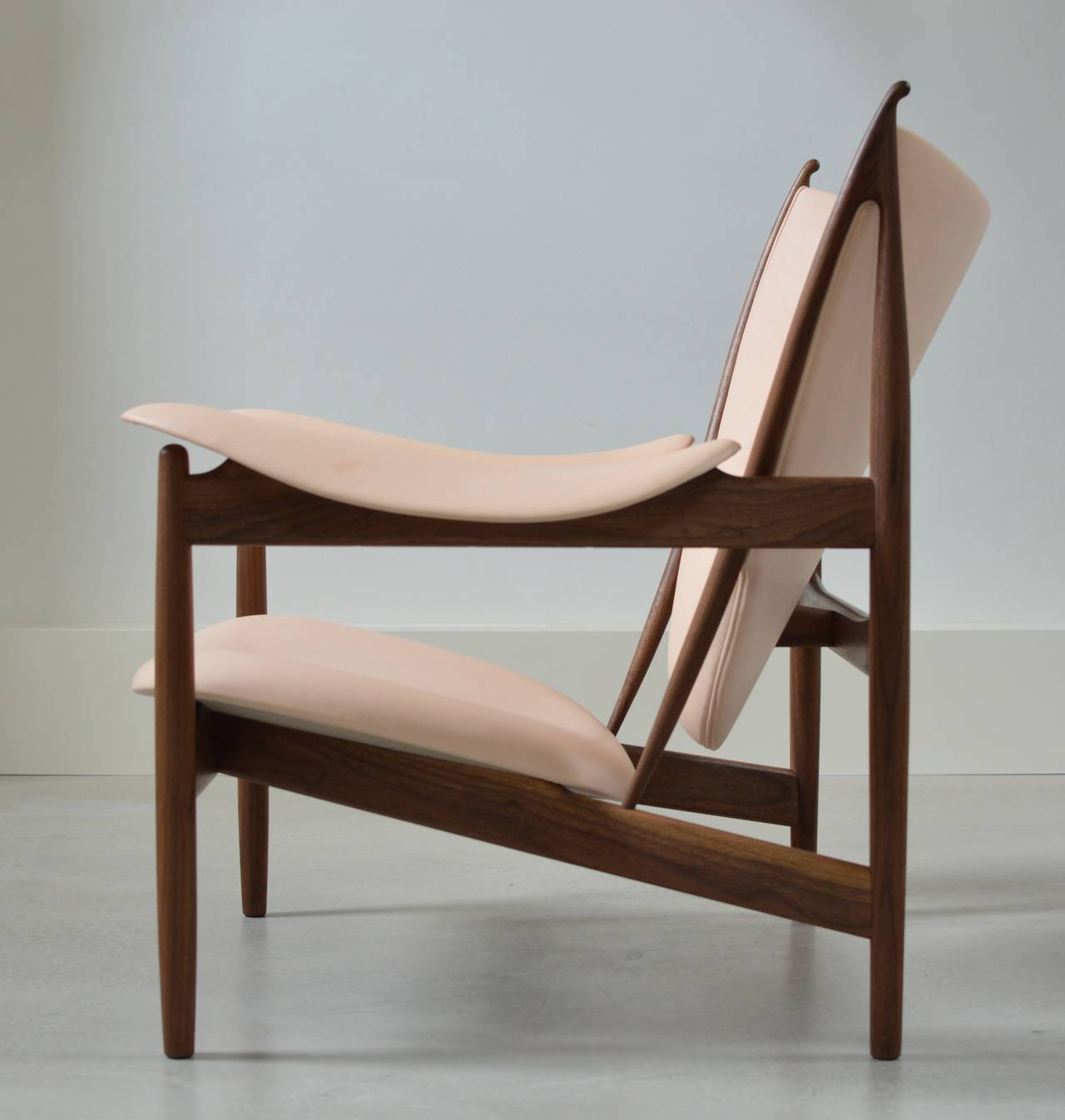 finn juhl chieftain chair at 1stdibs